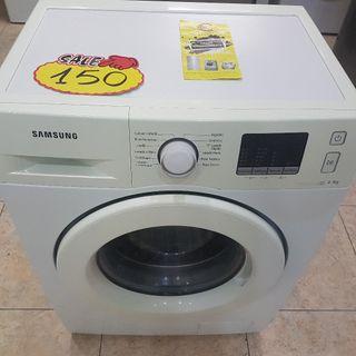 lavadora Samsung 6 kg