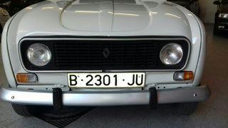 Renault r 4 1988