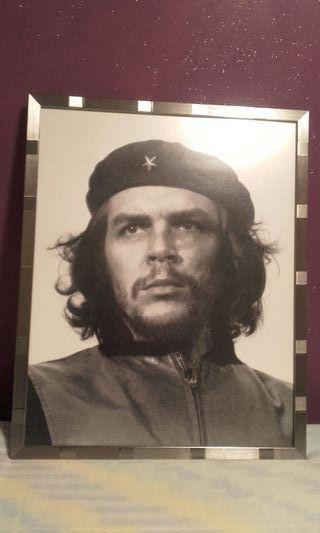 Cuadro del Che Guevara