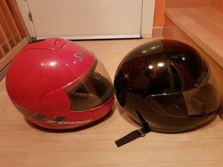vendo 1 casco y regalo otro
