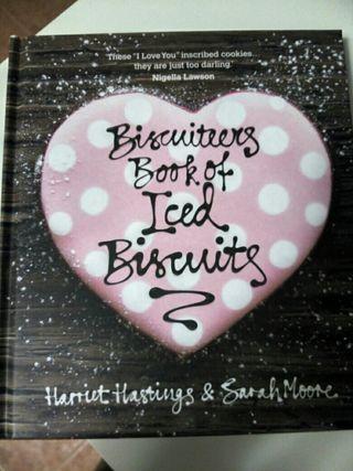 Libro decoración galletas