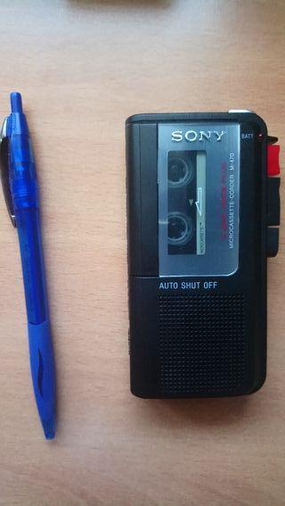 Grabadora Sony