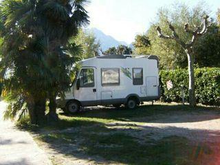 Fiat Knaus Traveliner met xl garage 2.8 130cv 1998