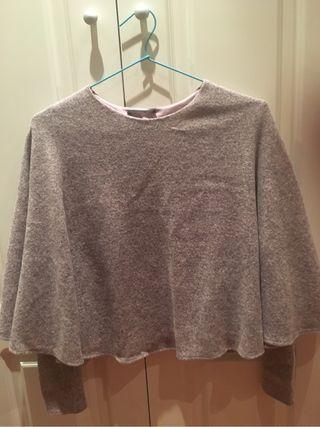 Jersey tipo capa Zara de segunda mano por 9 € en San
