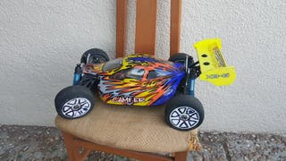 Buggy R/C 1/8 E-Stamper Brushless