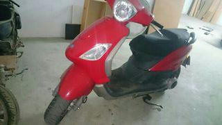 Moto 125cc Piaggio Fly 125
