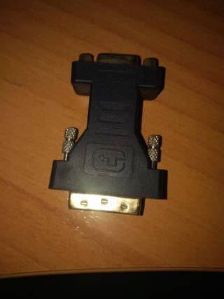 Convertidor de Dvi-i a VGA