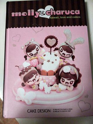 Libro diseño tartas creativas Molly & Charuca