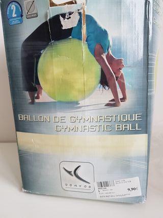 Balón gimnasia