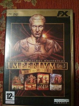 juego PC IMPERIVM