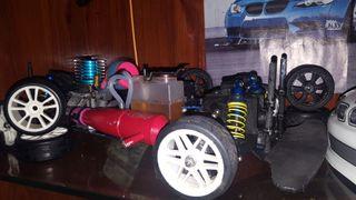 coche a gasolina