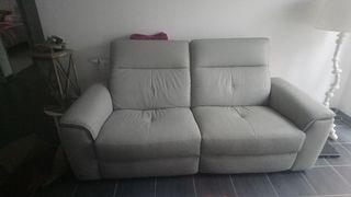 canapé simili cuir
