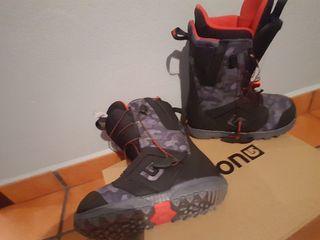 botas snowboard Burton Moto (envío incluido)