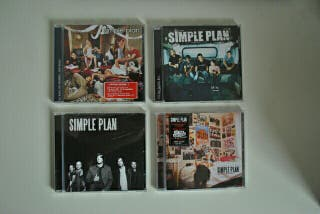 Cd Simple Plan