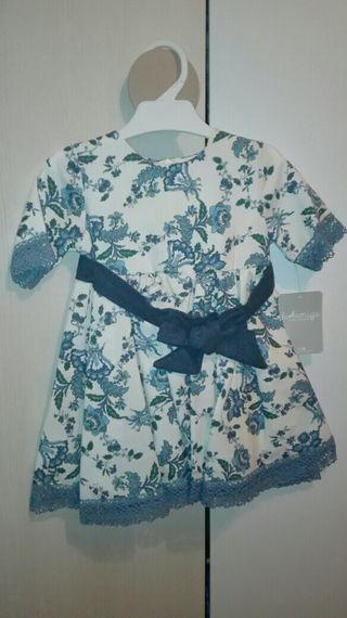 Vestido Niña 24M