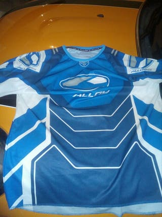 camiseta motocross alloy