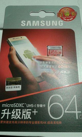 Tarjeta memoria microSD