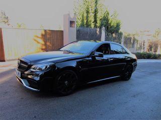 Mercedes-benz Clase E63 AMG