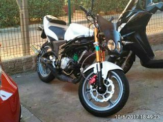 Rieju RS2 Matrix 50cc