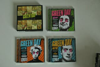 Cd Green Day