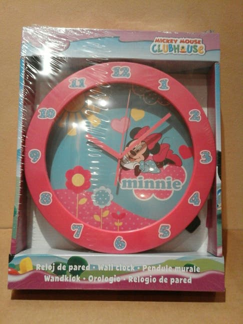 Relojes de pared Disney