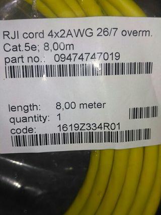Cable Ethernet Rj 45