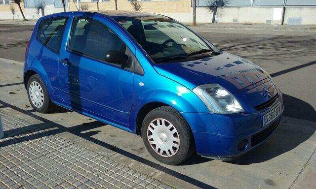 Citroen C2 1.4 gasolina 75Cv