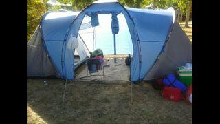 tienda de camping
