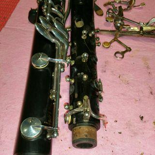 Reparaciones instrumentos musicales