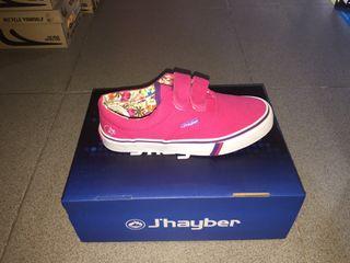 Zapatillas Niña J'Hayber