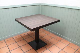 Mesas Restaurante/Bar 5 unidades