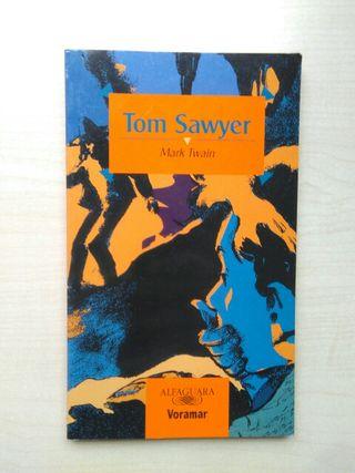 Libro Tom Sawyer. Mark Twain.