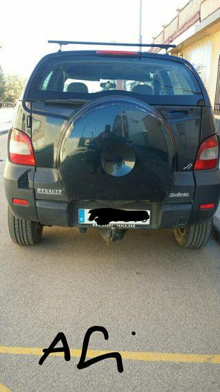Renault Scenic 4x4 2002