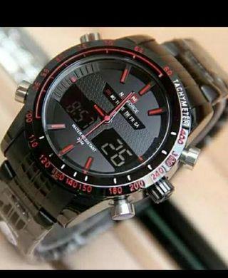 Reloj metálico sport