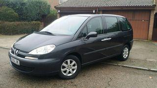 Peugeot 807 2.0hdi 110cv