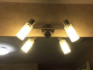Apliques luz philips