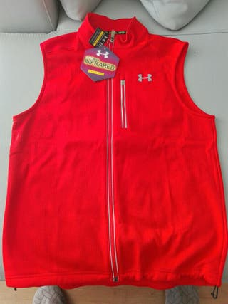 Chaleco Under Armour Running