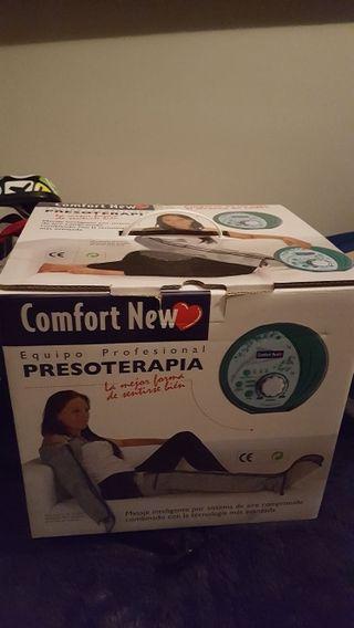 confort new equipo presoterapia