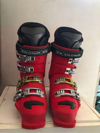 Botas esqui SALOMON Talla 39
