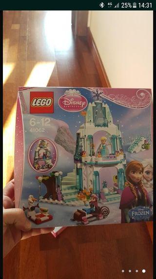 LEGO castillo brillante de elsa