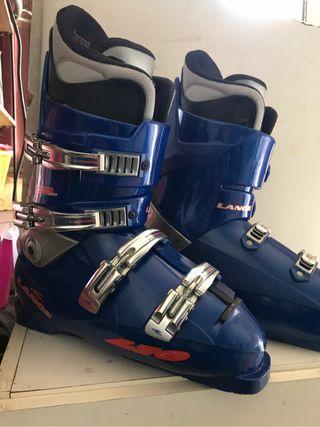 botas esqui hombre 44