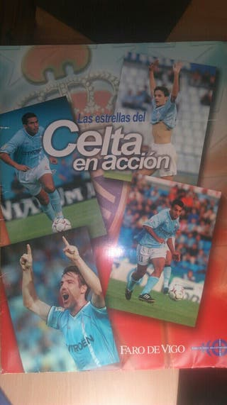Posters Celta de Vigo