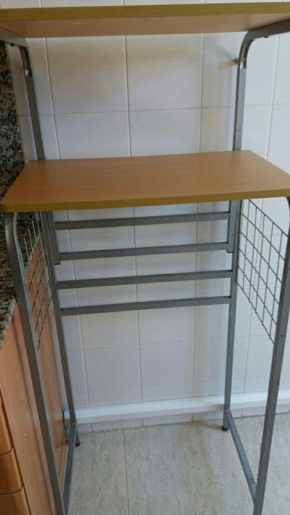 Mueble auxiliar cocina de segunda mano por 20 € en Torredembarra en ...