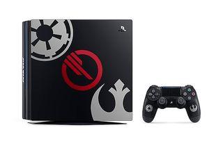 PS4 Pro Battlefront II