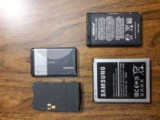 Baterias de movil Nokia , Sansung...