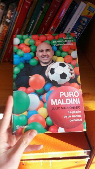 Libro Puro Maldini