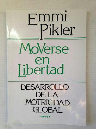 Libro Moverse en Libertad de Emmi Pikler