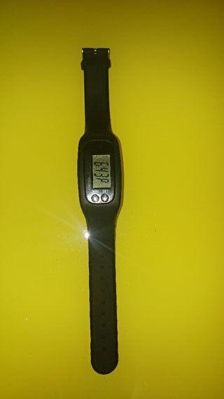 Reloj podometro