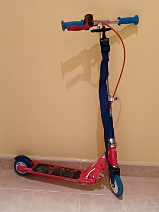 Patinete infantil 2 ruedas
