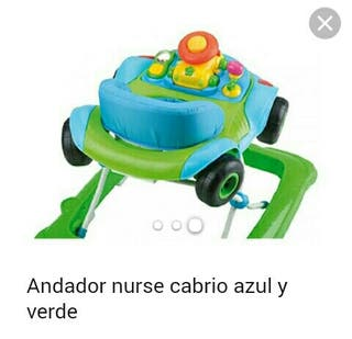 Andador bebé